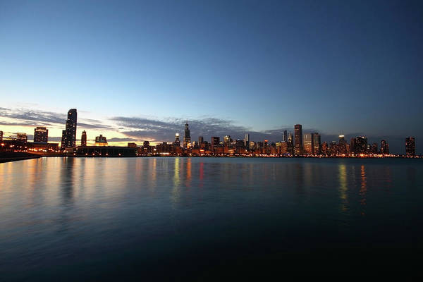 Willis Tower Photograph - Chicago by Wsfurlan