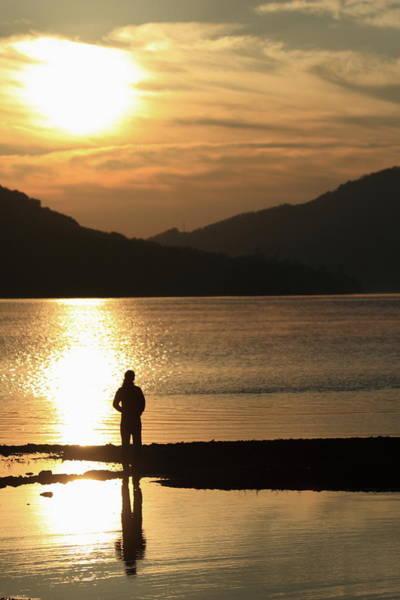 Nikko Photograph - Chuzenji Lake by Satoson