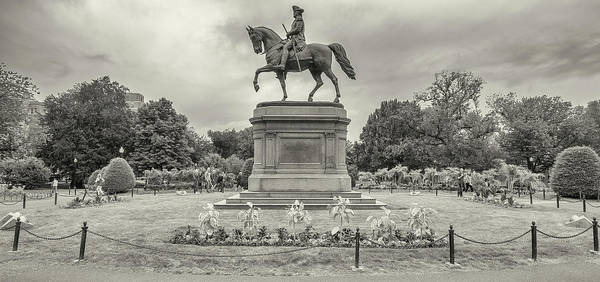 Wall Art - Photograph - City Public Garden, Boston by Panoramic Images