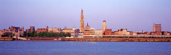 Belgium Photograph - Cityscape Of A City by Murat Taner