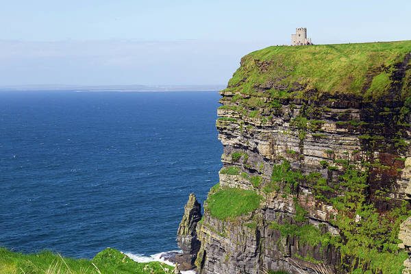 Irish Landscape Photograph - Cliffs Of Moher by Sasar