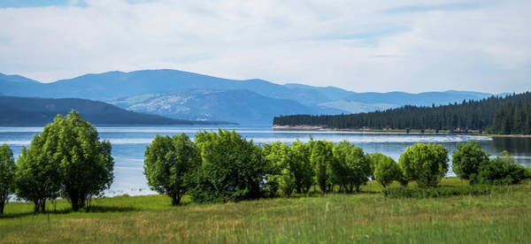 Photograph - Columbia River Scenes On A Beautiful Sunny Day by Alex Grichenko