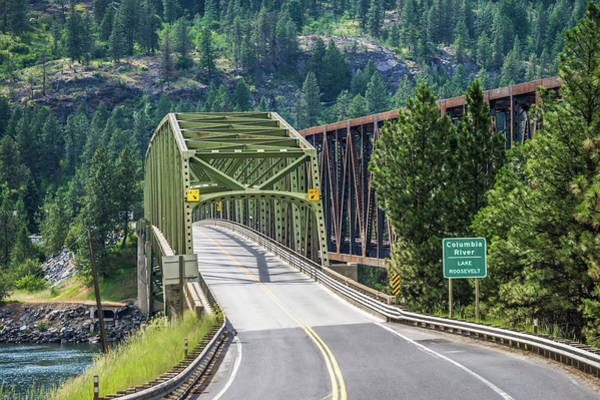 Photograph - Columbia River Washington State Nature by Alex Grichenko