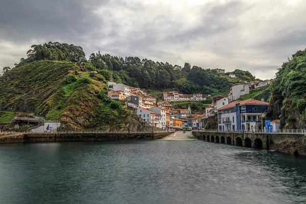 Port City Photograph - Cudillero - Spain by Joana Kruse