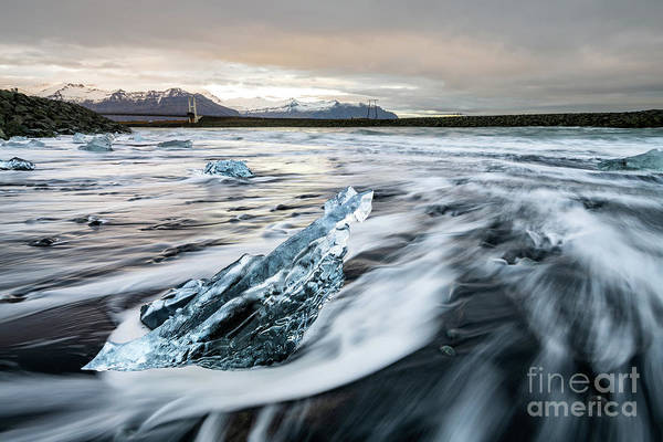Wall Art - Photograph - Diamond Beach by Jamie Pham