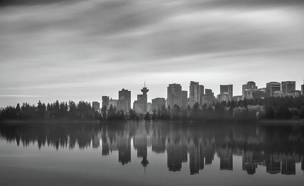 Photograph - Downtown Vancouver by Juan Contreras