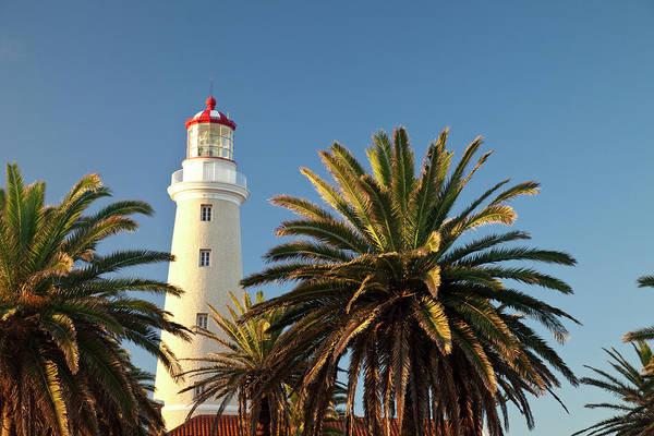 Wall Art - Photograph - East Point Lighthouse, Punta Del Este by Stuart Westmorland