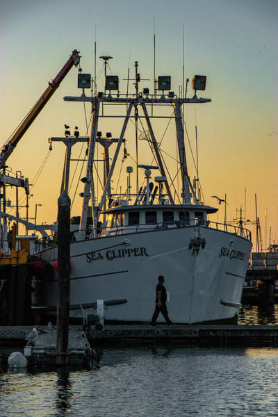 Photograph - F/v Sea Clipper by Lost River Photography