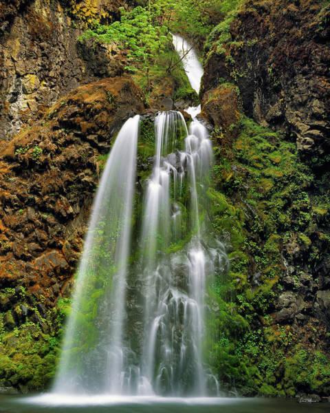 Photograph - Fall Creek Falls by Leland D Howard