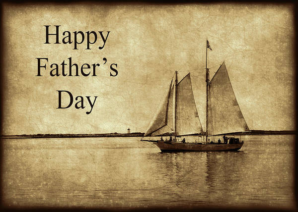 Wall Art - Photograph - Father's Day Card by Eleanor Bortnick