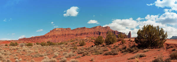 Fisher Towers Photograph - Fisher Towers, Moab, Utah, Usa by Fotomonkee