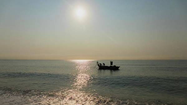 Wall Art - Photograph - Fishing Boat, Spain by Ken Welsh