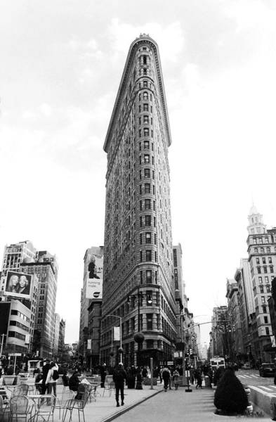 Photograph - Flatiron Building - New York by Doc Braham