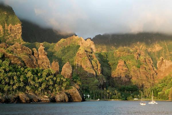 Fatu Hiva Wall Art - Photograph - France, French Polynesia, Marquesas by Gerault Gregory / Hemis.fr