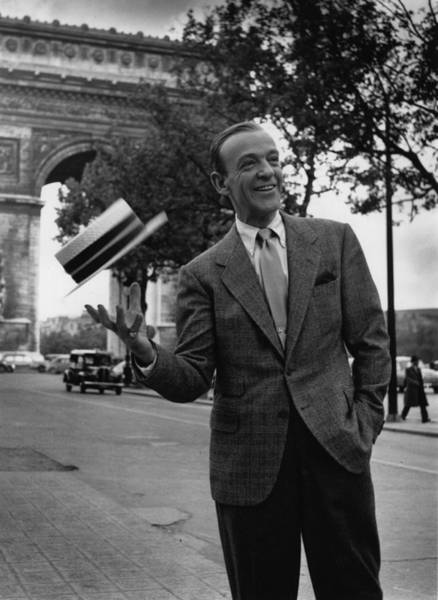 Photograph - Fred Astaire by Bert Hardy
