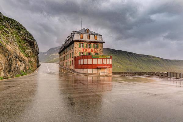 Wall Art - Photograph - Furkapass - Switzerland by Joana Kruse
