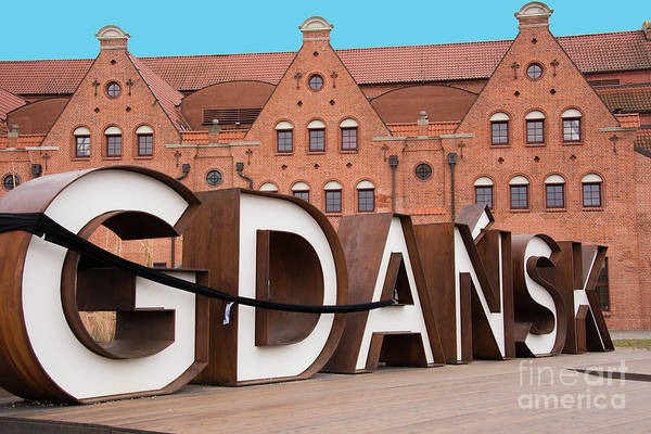 Wall Art - Photograph - Gdansk, Poland by Juli Scalzi