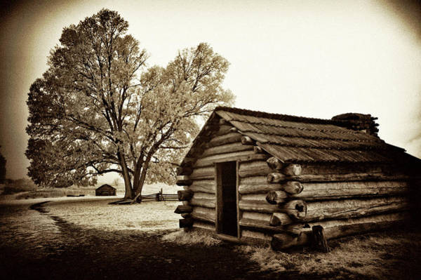 Wall Art - Photograph - Ghosts Of Valley Forge by Paul W Faust - Impressions of Light