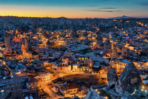 Wall Art - Photograph - Goreme by Fabrizio Troiani