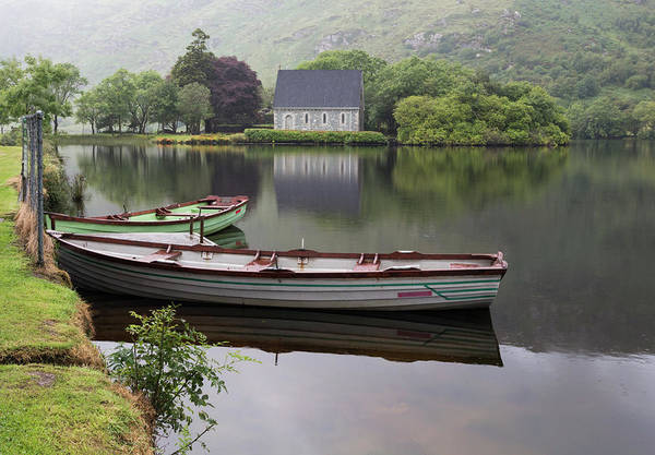 Wall Art - Photograph - Gougane Barra, Ireland by Ken Welsh