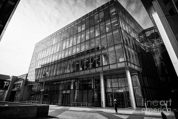 Wall Art - Photograph - 2 Grand Canal Square Office Building William Fry Dublin Republic Of Ireland Europe by Joe Fox