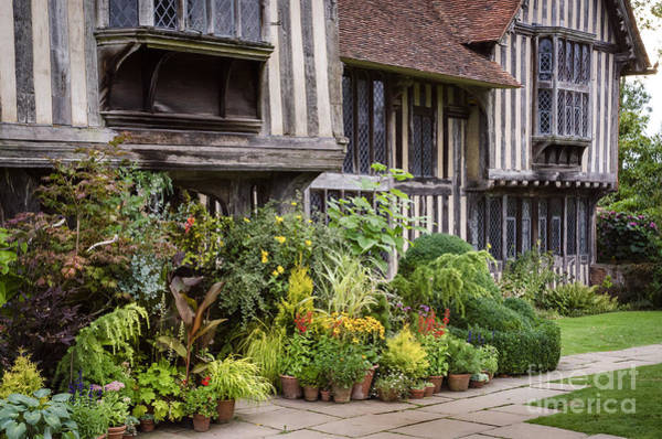 Art Print featuring the photograph Great Dixter House And Gardens by Perry Rodriguez