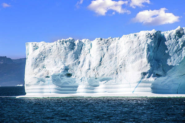 Wall Art - Photograph - Greenland, Discovery Bay, (disko Bay by Miva Stock