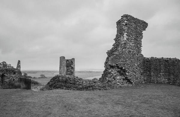Wall Art - Photograph - Hadleigh Castle by Martin Newman