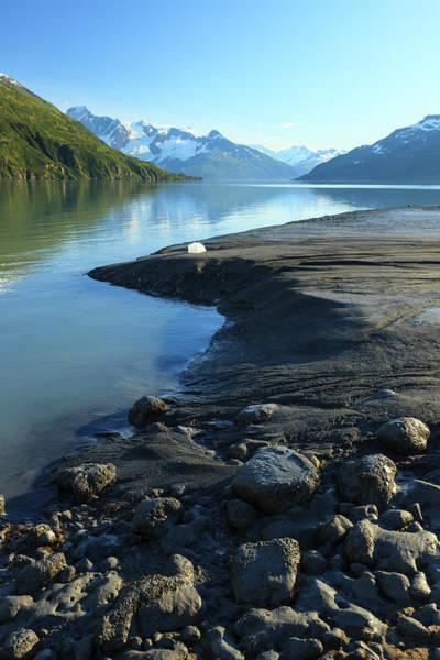 Wall Art - Photograph - Harriman Fjord, Chugach Mountains by Stuart Westmorland