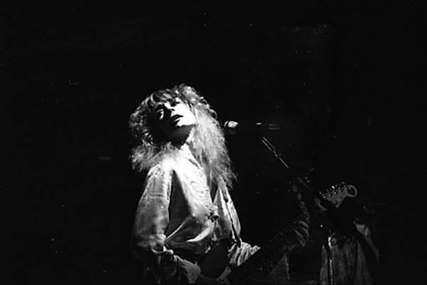 Rock Music Photograph - Heart Performing by Michael Ochs Archives