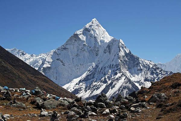 Nepal Wall Art - Photograph - Himalayan Mountain Landscape by Pal Teravagimov Photography