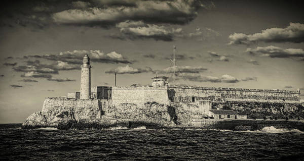 Wall Art - Photograph - Historic Morro Castle by Mountain Dreams