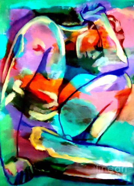 Painting - Insightful by Helena Wierzbicki