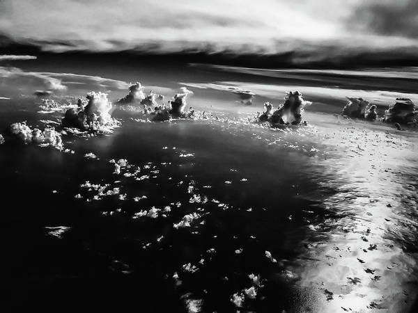 Photograph - Islands In The Sky by Paul Croll