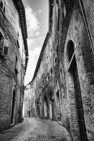 Old Photograph - Italian Alley by Deimagine
