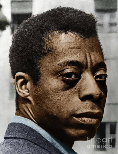Photograph - James Baldwin by Granger