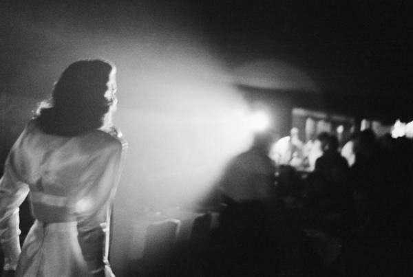 Photograph - Jazz Nightclub Scene by Michael Ochs Archives