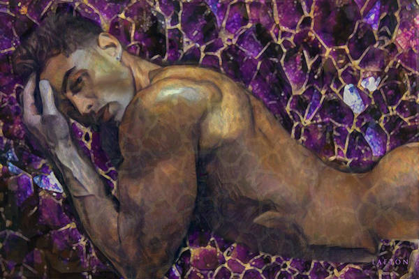 Digital Art - Jorge by Richard Laeton