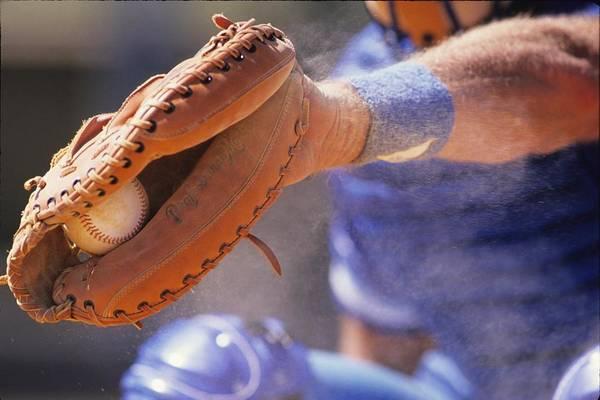 Sports Training Photograph - Kansas City Royals by Ronald C. Modra/sports Imagery