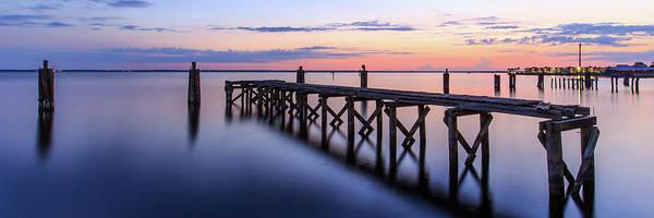 Photograph - Lake Monroe At Twilight by Stefan Mazzola