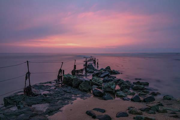 Wall Art - Photograph - Longhoughton Beach - England by Joana Kruse
