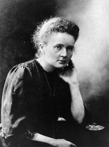Physicist Photograph - Marie Curie by Hulton Archive