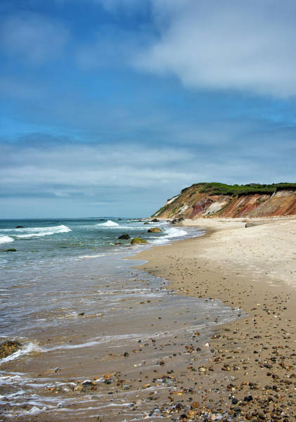 Wall Art - Photograph - Martha's Vineyard Massachusetts - Aquinnah by Brendan Reals
