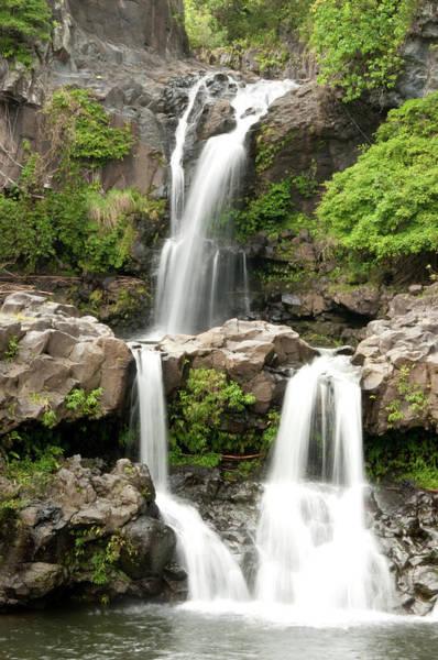 Maui Photograph - Maui&8217s Seven Sacred Pools by 400tmax