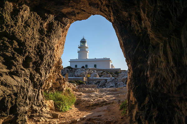 Headlands Photograph - Menorca - Spain by Joana Kruse