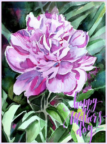 Wall Art - Painting - Mothers Day by Mindy Newman
