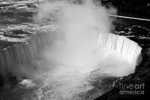 Photograph - Niagara Falls by Doc Braham