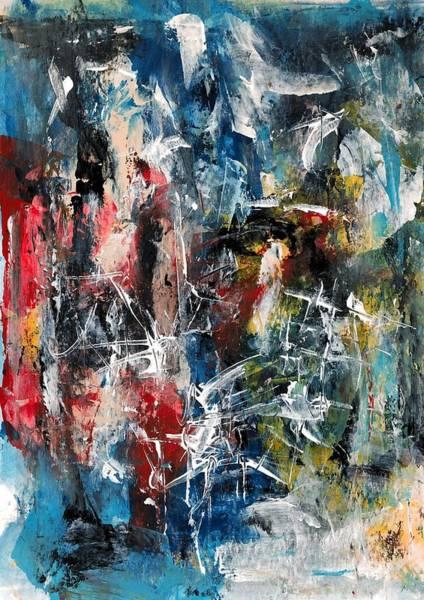 Wall Art - Mixed Media - No Title  by Alexei Leskin