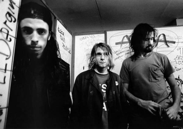 Photo Of Nirvana Art Print by Paul Bergen