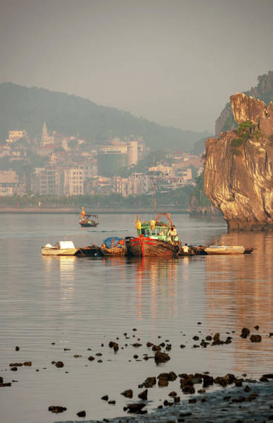 Photograph - Ha Long Bay by Gouzel -